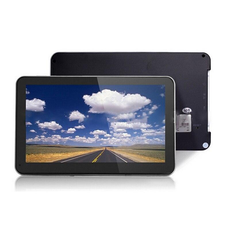 Reproductor de vídeo MP3 con Bluetooth para el coche, antena sensible integrada, navegador GPS, sistema Transmisor FM, calculadora, calendario, convertidor de unidad