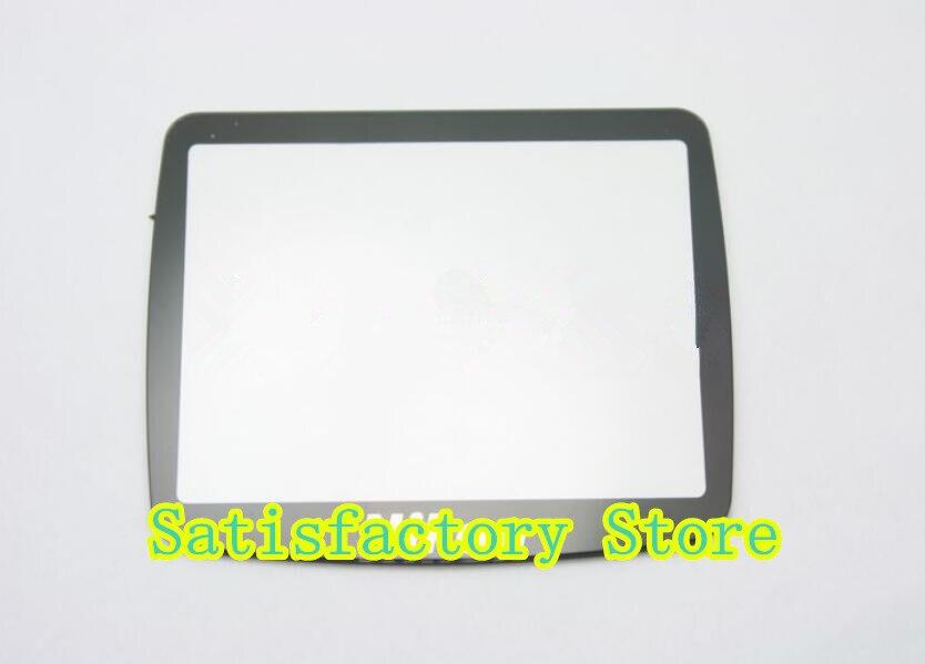 5 uds./nuevo cristal exterior de pantalla LCD (Acrílico) para NIKON D80 Protector de pantalla + cinta