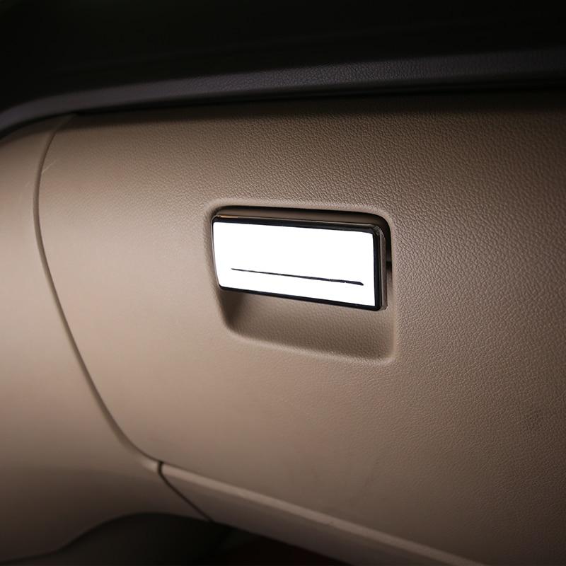 Мой хороший автомобиль ABS; Гальваническое покрытие Golvebox, сменная ручка, чехол с наклейками для Ford Focus 2 MK2 2005 - 2010 2011 2012, аксессуары