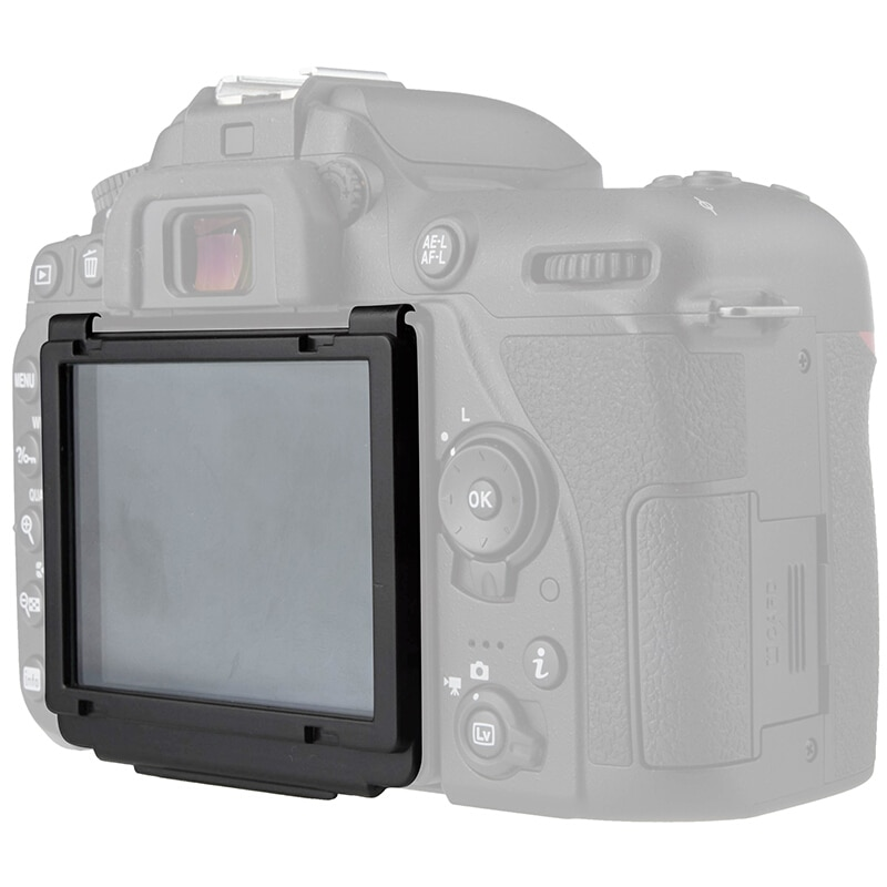 Японское Оптическое стекло, защитное покрытие ЖК-экрана для цифровой зеркальной камеры NIKON D7500