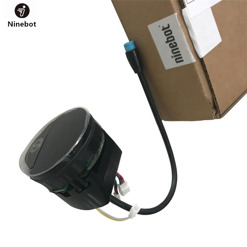 Оригинальная приборная панель для Ninebot ES1 ES2 ES4 умный электрический самокат складной скейтборд Ховерборд приборная панель аксессуары