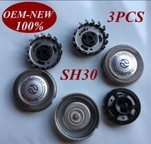 3 pièces SH30 tête De Rechange lame de rasoir pour philips rasoir SH50 S551 S560 S561 S570 S571 S575 S300 S301 S311 S321 S331 S330 S360