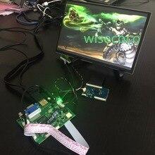 10.1 Inch Tft Lcd 1280*800 Resolutie 450 Nits Hoge Helderheid Display Met Ctp Touch Screen Driver Board Kit 45 Pins Lvds