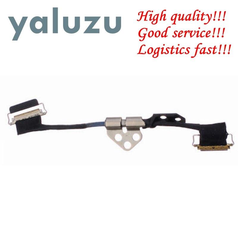 "YALUZU nueva Cable LVDs de LCD para 15 ""A1398 13"" A1425 A1502 para MacBook Pro Retina 2012-2015 Cable para pantalla LCD pantalla bisagra cinta"