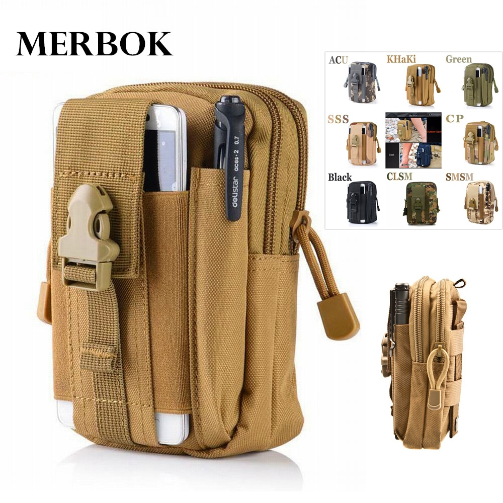 Molle deporte cintura Pack bolso del teléfono móvil para Oukitel mezclar 2/Mix2/K10000 PRO/K 10000 PRO/K10000PRO funda con tapa