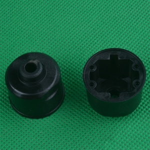 HG P801 P802 1/12 8X8 RC High-imitatlon US military truck spare parts Differential housing shell JK-25-118