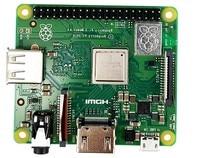 Raspberry Pi 3 Model A+ Plus Pi 3A+ with 2.4G & 5G WiFi 4.2 Bluetooth 4 core 1.4G CPU Connector