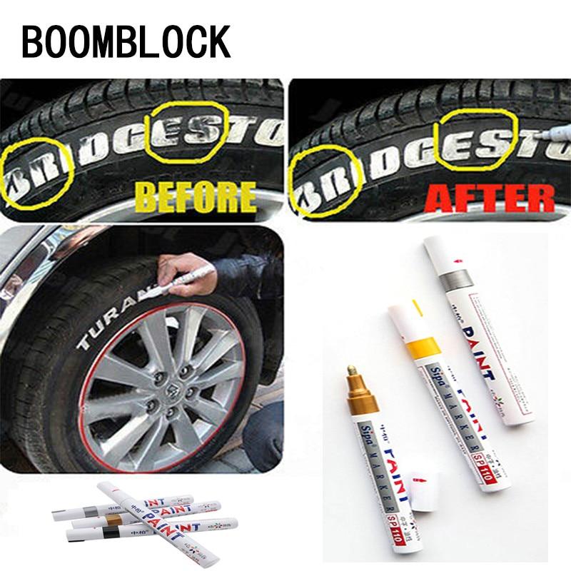 BOOMBLOCK Car-Styling Scratch Repair Paint Graffiti Tool For Mercedes W204 W210 AMG Benz Bmw E36 E90 E60 Fiat 500 Volvo S80