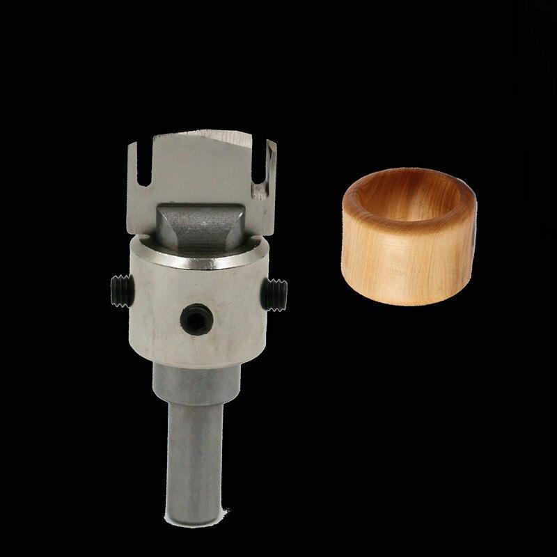 Фреза для древесины фрезы палец кольцо нож Peace Пряжка резак DIY Деревообрабатывающие инструменты деревянное кольцо дрель Fresas Para CNC
