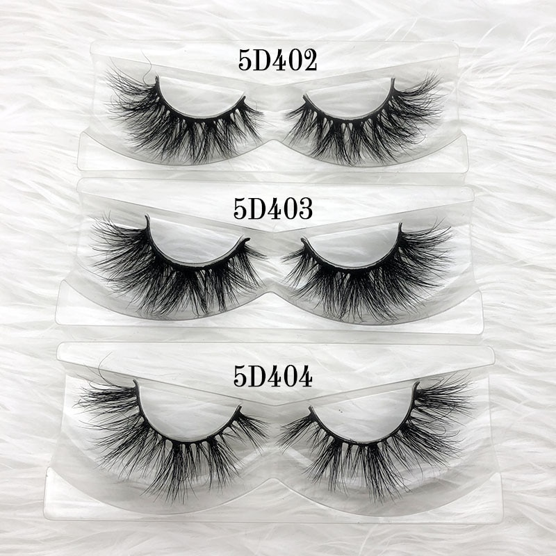 Mikiwi 2019 summer new Thick HandMade Full Strip Lashes Rose Gold Cruelty Free Luxury Makeup Dramatic 5d Mink