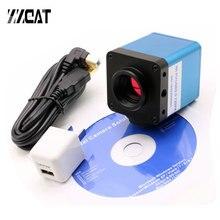 720P haute vitesse caméra industrielle WIFI HD Microscope caméra USB sans fil électronique oculaire caméra pour Microscopes