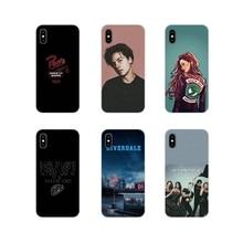 La TÉLÉVISION américaine Riverdale Accessoires coques de téléphone Couvre Pour Samsung Galaxy A3 A5 A7 J1 J2 J3 J5 J7 2015 2016 2017