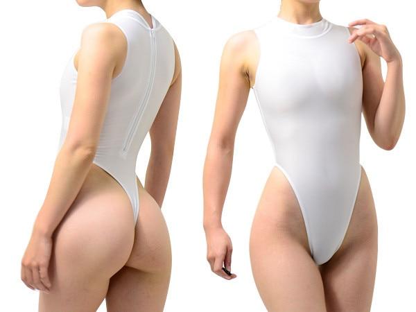 Leotardo Sexy de Tanga para mujer, ropa interior erótica sin mangas, ropa interior de cuerpo, mono porno sexi langere