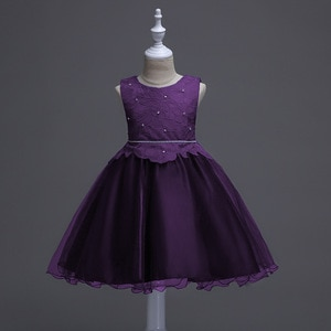 Designer Cape Dress Patterns Sleeveless Short Formal Party Girls Dresses Size 3 4 5 6 7 8 9 10 Year Old Girl Wedding Gowns