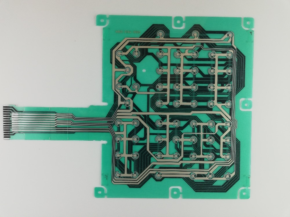 A02B-0281-C125 آلة عملية لوحة لوحة المفاتيح غشاء ل FANUC CNC إصلاح ، شحن مجاني