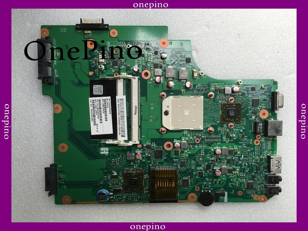 V000185210 apto para L500D placa base del sistema del ordenador portátil 100% prueba