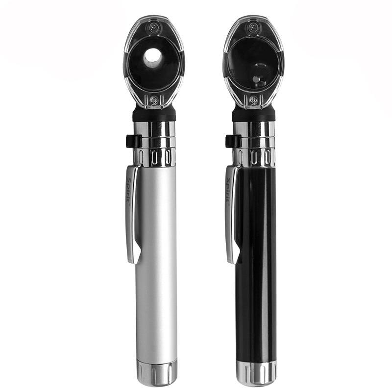 Spirit Medical CE Professional ENT Diagnostic Kit Borescope Portable Endoscope LED Otoscopio Direct Otoscope Ear Care Check Tool