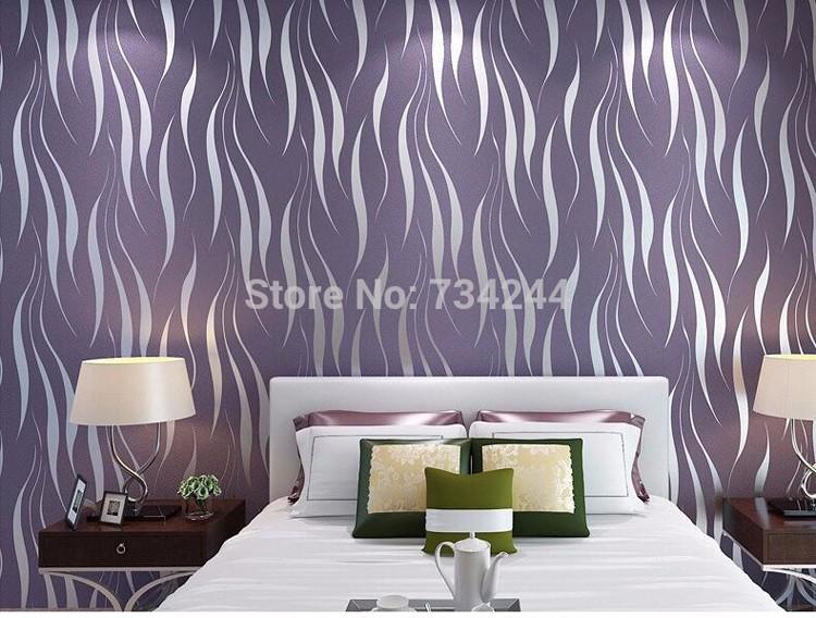 Nowoczesny luksus 3D tapety pasków tapeta papel de parede adamaszku papieru dla salon sypialnia TV kanapa tle ściany R178 24