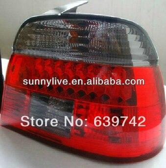 Para BMW E39 5 Series 520, 525, 528, 530, 535, 540 LED de la lámpara de cola 96-05 año