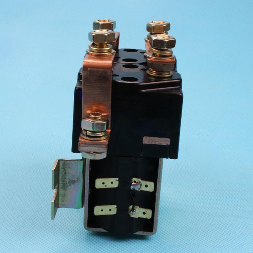 ZJWH200A-2T SW182 2NO2NC 12V 24V 36V 48V 60V 72V 200A DC Contactor for handling drawing motor forklift electromobile wehicle car