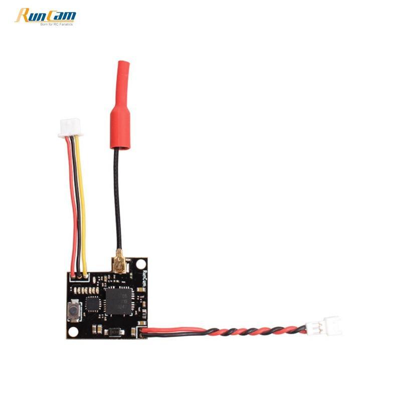 Runcam TX200U 5,8G 48CH 25 mW/200 mW Video FPV transmisor VTX para RC Drone FPV Racing Multirotor piezas de repuesto DIY Accesorios