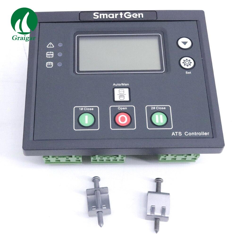 Smartgen HAT560N وحدة العرض المزدوج وحدة تحكم ATS وحدة تحكم بالمولد