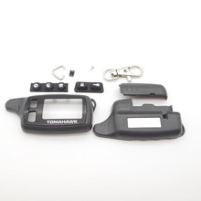 TW9010 Fall keychain für Tomahawk TW9010 TW9020 TW9030 LCD zwei-wege auto remote starter/FM transmitter