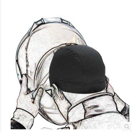 Casco RSC115 COOL RIDE gorro interior de secado rápido y secado rápido para todos los deportes y cascos de carreras de motos