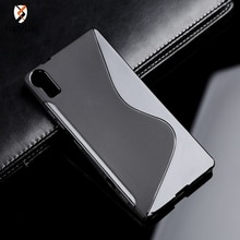 TARYTAN Pour Lenovo Vibe Shot Z90 Z90-7 Z90a40 Z90-3 Ambiance Max coque peau Douce TPU Anti-dérapant Coque