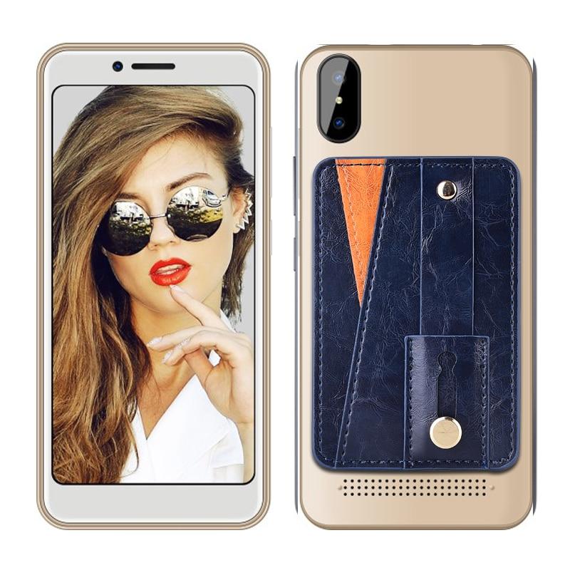 Funda tipo billetera brillante PU con soporte para INOI 5 Pro para INOI 6i 7i 2 3 5 6 7 8 5X 5i Lite kPhone 4G caso Vintage