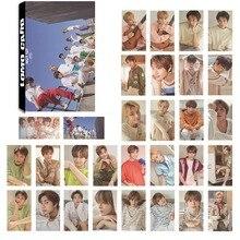 30 Teile/satz K-POP NCT127 NCT TRAUM Lomo Karten Poster Selbst Made Papier Foto Karten Fans Geschenk Sammlung