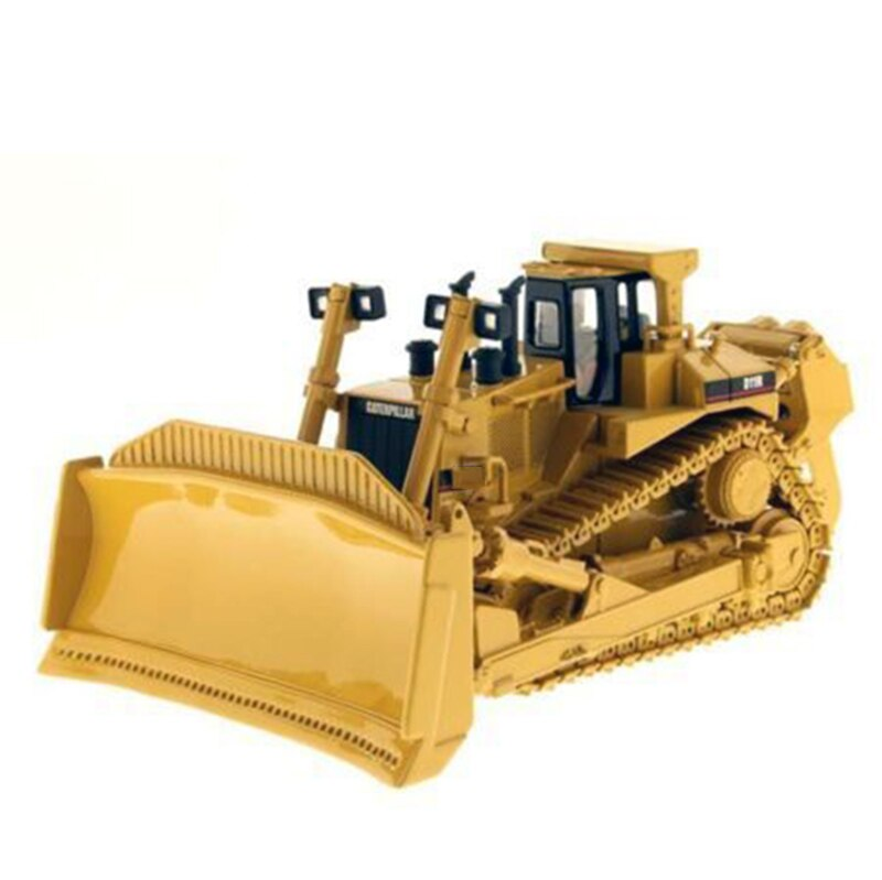 diecast truck DM 1:50 scale crawler bulldozer model monster truck simulation of engineering vehicle kids toys collection gift enlarge