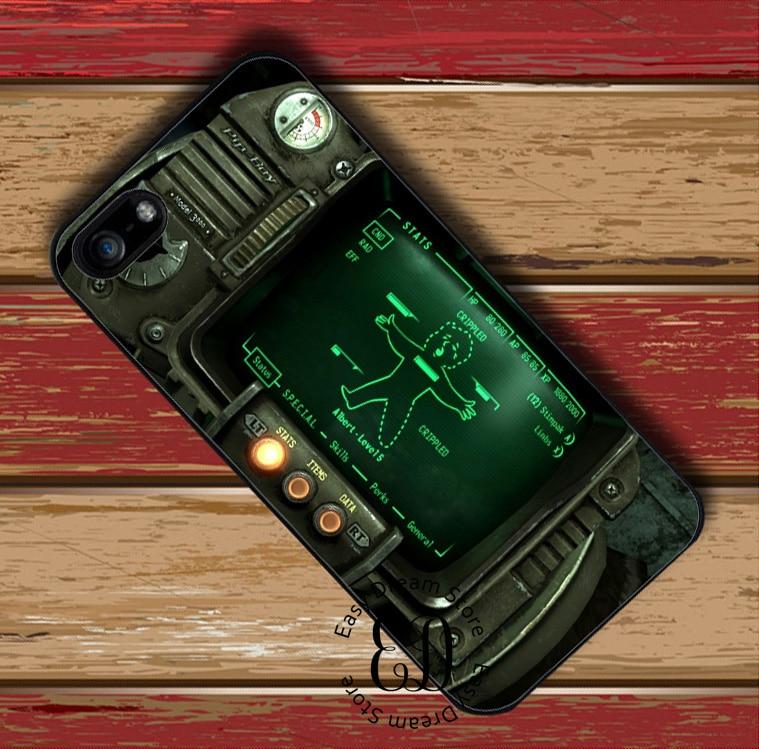 Pipboy Otoño de 3000 cubierta caso iphone 11 pro X XR XS Max 6 7 8 11 plus Samsung s10 E s7 s8 s9 plus Nota 8 9 10