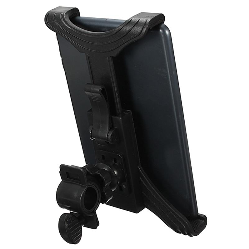 Soporte Universal ajustable para bicicleta y motocicleta de 7-11 pulgadas, soporte para Samsung, nuevo soporte para Tablet y PC para iPad