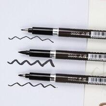 Büyük/orta/küçük çin kaligrafi kalem pilot kalem çizim sanat kalem kaligrafi fırçası kalem kırtasiye okul Sanat malzemeleri