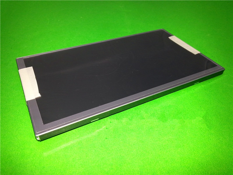 Pantalla LCD de 7 pulgadas Skylarpu C070VW03 V0 para Roewe 550 GPS DVD panel de pantalla de vehículo-bone (sin contacto) Envío Gratis