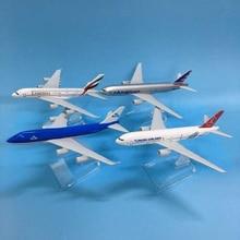 JASON TUTU model samolotu odlewany metal 1:400 arabskie Airbus A380 16cm samoloty model samolotu model samolotu turcji Boeing 777