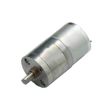 Micro-moteur de décélération 25GA310 cc   Moteur détiquette DC12V, moteur de sortie papier, dispositif intelligent, petit moteur lent