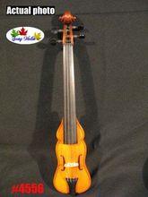 """rare pochette violin 7 3/4"""",pocket violin,Nice SONG Brand,nice warm sound #4556"""