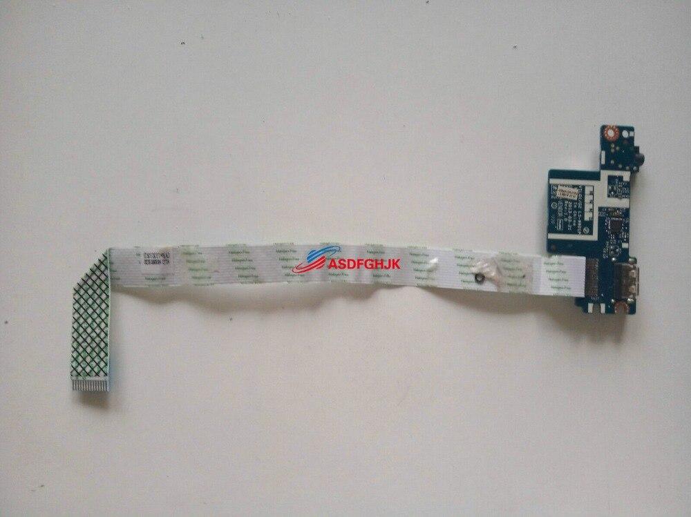Original para Lenovo G505S USB Audio SD Tarjeta de lector de tarjeta LS-9901P totalmente TESED OK