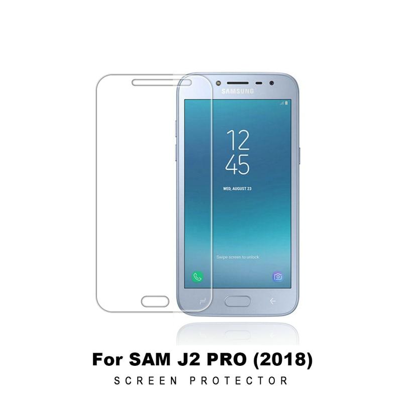 for Samsung Galaxy J2 2018 Tempered Glass Screen Protector Film for Samsung J2 Pro 2018 J250 SM-J250F Glass Film