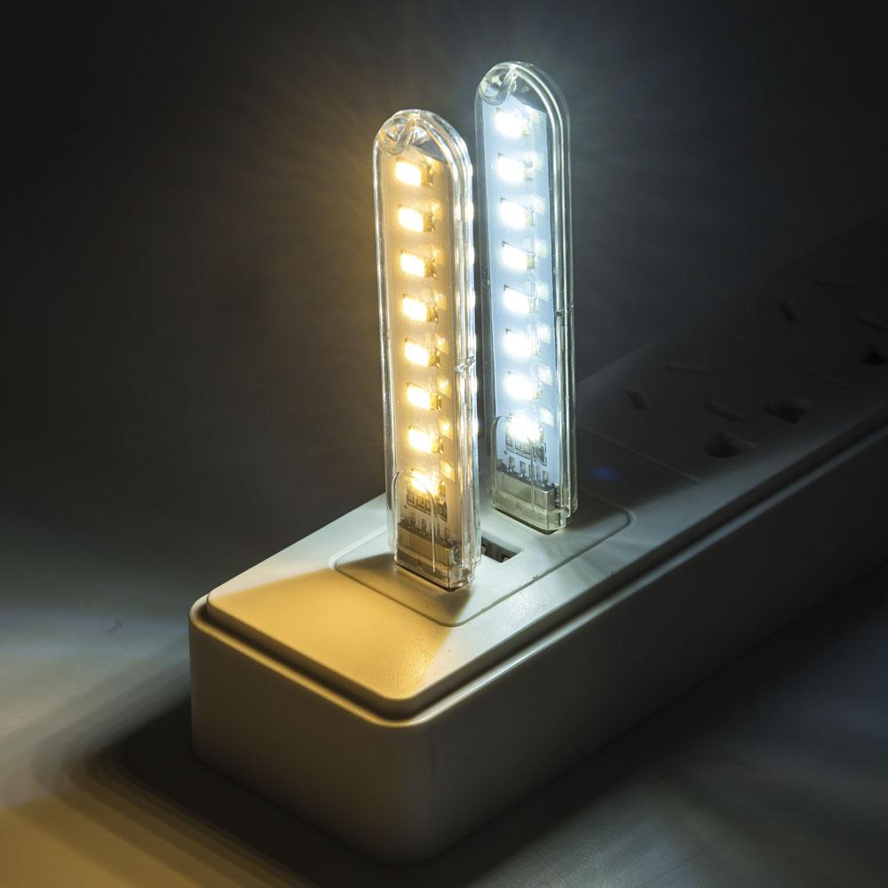 Светодиодная лампа портативсветильник супер яркая для чтения книг портативного
