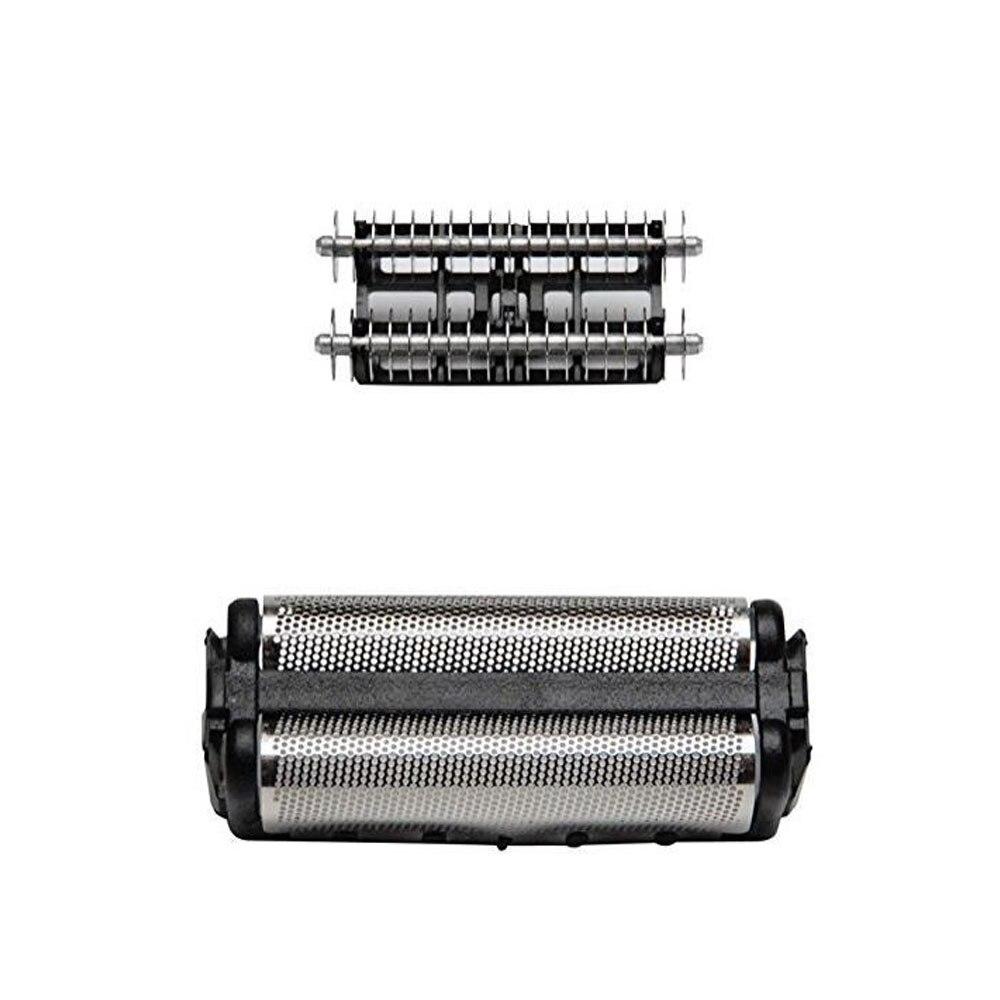 Láminas y cortadores SP-62, negro para máquina de afeitar Remington