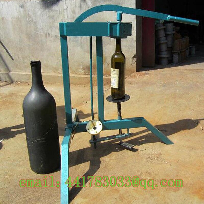 Manual de máquina de bloqueio rolha de Vinho Vinho tinto