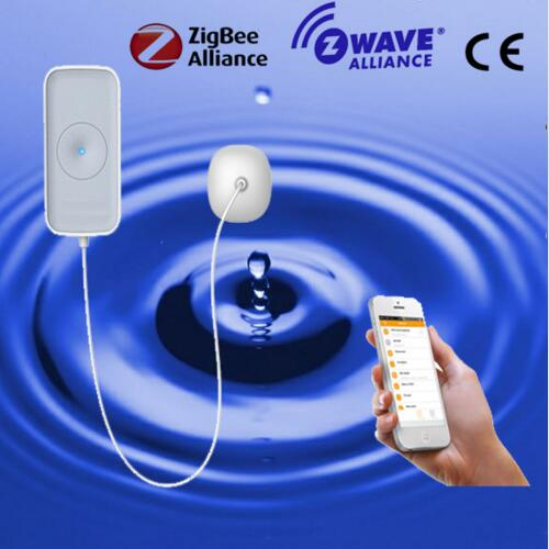 Heiman Zigbee Wireless Wasser leckage sensor flut leckage detektor Alarm arbeits mit Heiman gateway
