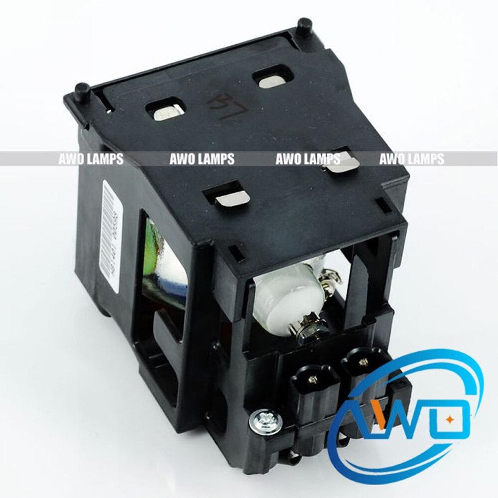 AWO ET-LAE500 lámpara módulo Compatible para PANASONIC PT-L500U/PT-AE500/PT-L500U/PT-AE500U