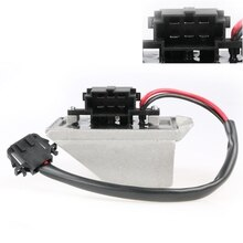 6Q1907521B 6Q1907521A 6Q1907521 Fan Blower Motor Resistor for Audi for Seat Ibiza for Skoda Fabia VW Polo