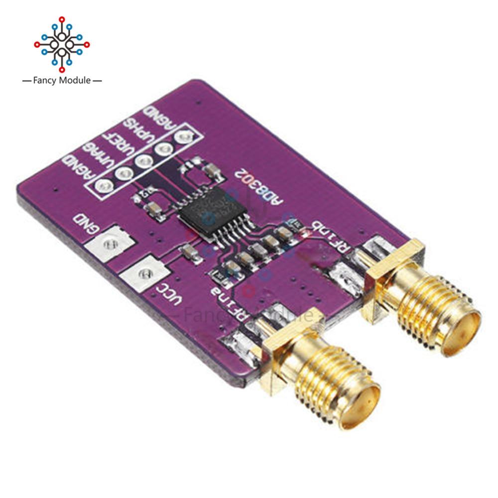 AD8302 РЧ/IF амплитудный фазный Детектор, логарифмический усилитель, модуль полосы пропускания