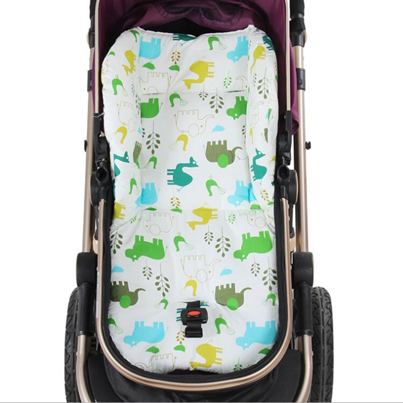 Дышащий Толстый Теплый матрас для детской коляски, хлопковые аксессуары для детских колясок, аксессуары для детских колясок