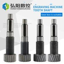 Machine de gravure arbre dengrenage bois gravure machine support ceinture synchrone roue crémaillère accessoires